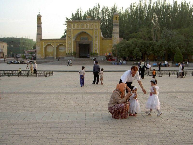 Мечеть Идках