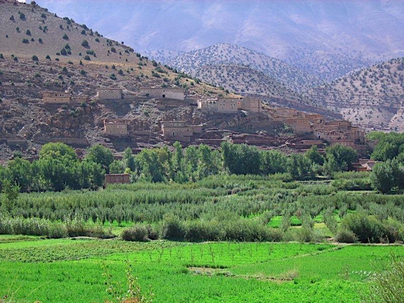 Долина Айт-Бугемез