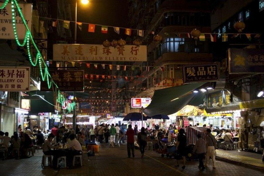 Рынок Темпл-стрит
