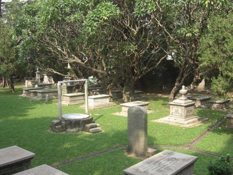 Старое Протестантское кладбище