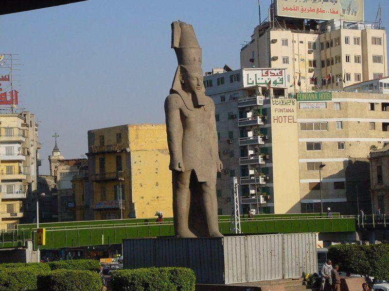 Площадь Рамсеса