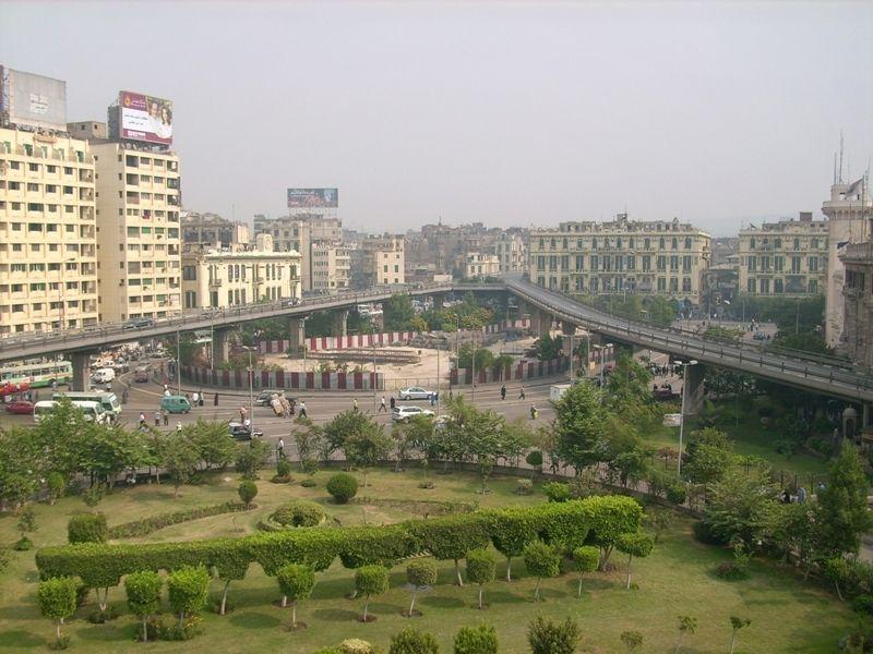 Площадь Атаба