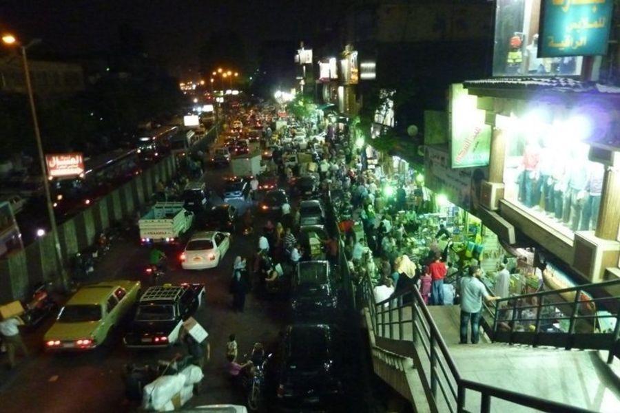 Улица Эль-Муски