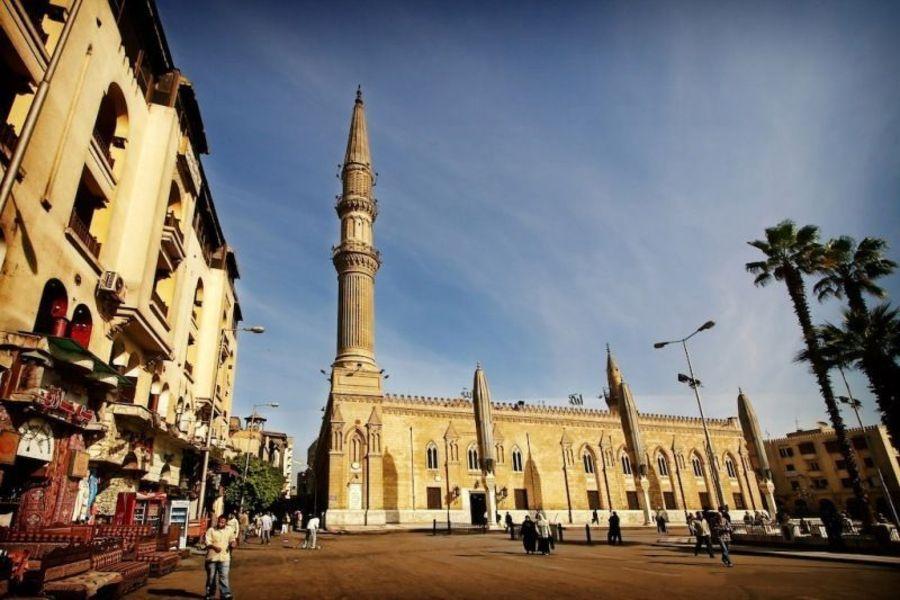 Мечеть Сайидна эль-Хуссейн