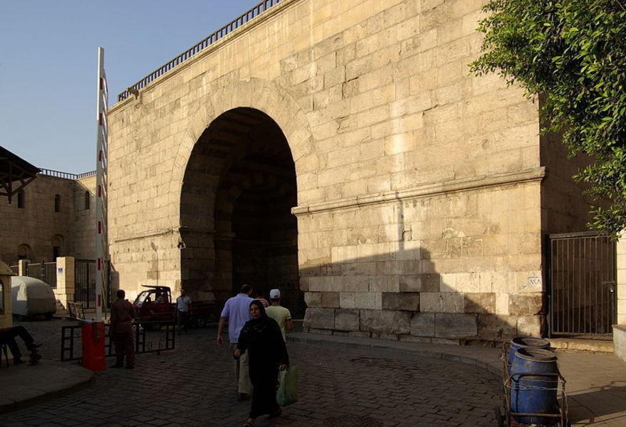 Северные ворота, Каир