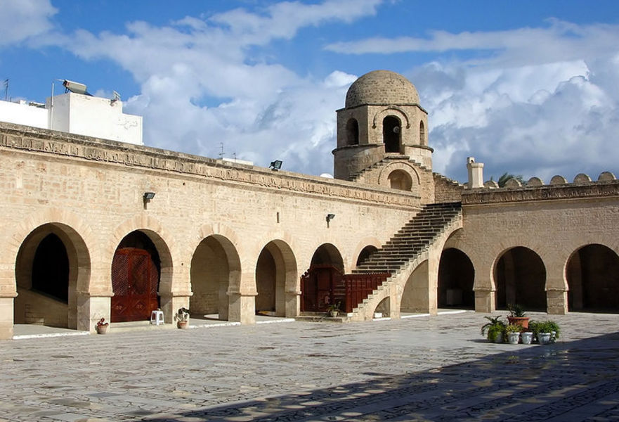 Большая мечеть, Сус