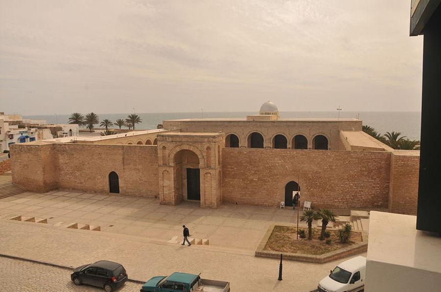 Большая мечеть, Махдия