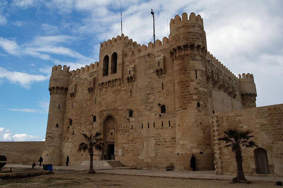 Крепость Каитбея