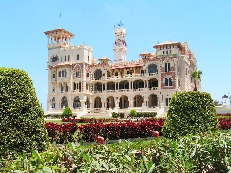 Дворец Мунтаза