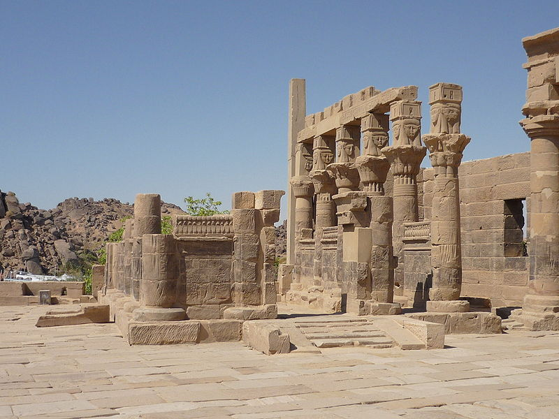 Храм Филэ