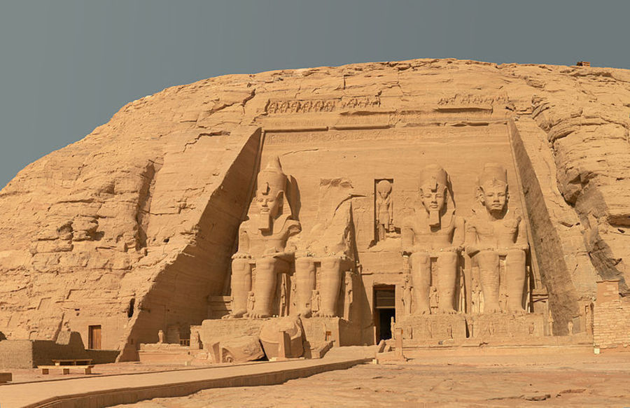 Большой храм Абу-Симбел