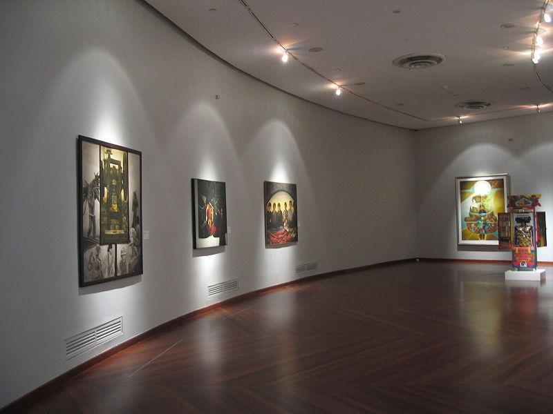Музей искусств Сингапура