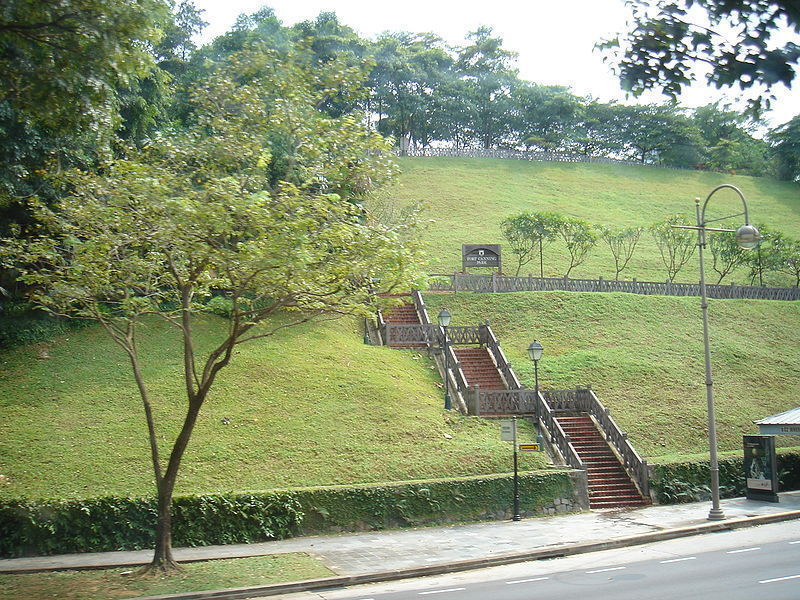 Парк форта Каннинг