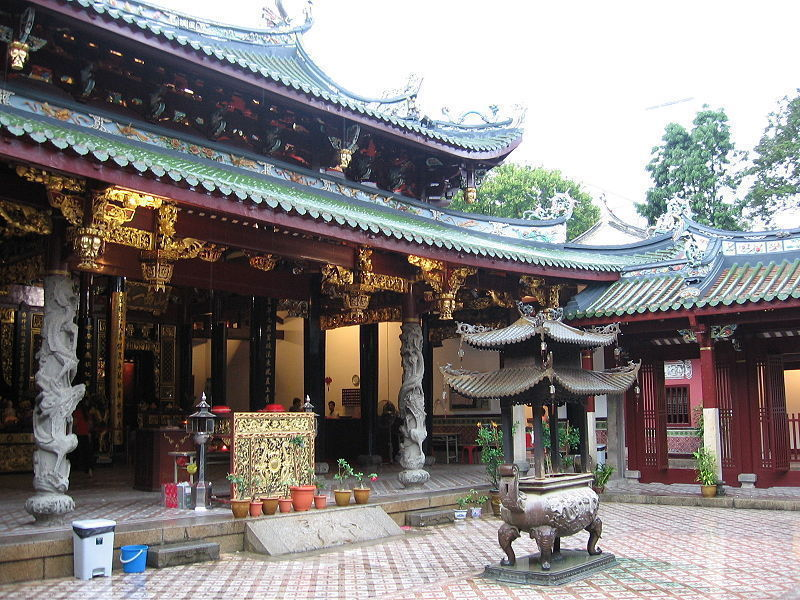 Храм Тянь Хок Кен