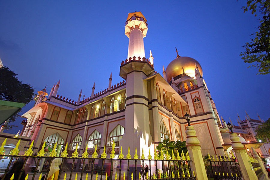 Мечеть Султана