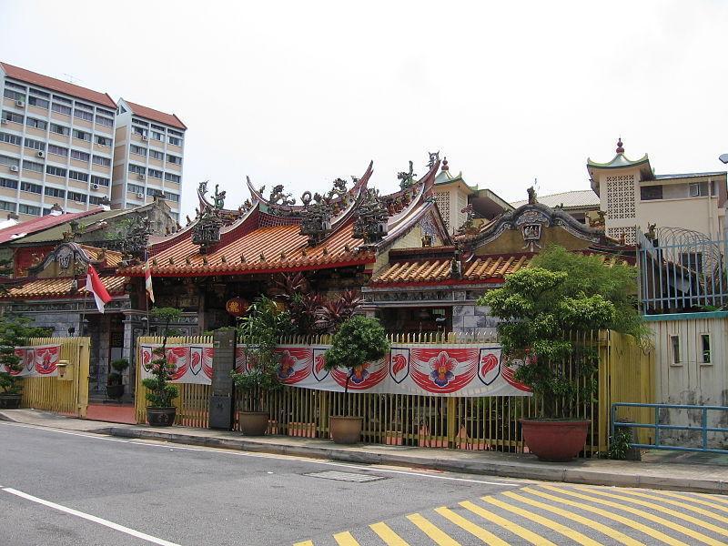Храм Леонг Сан Си