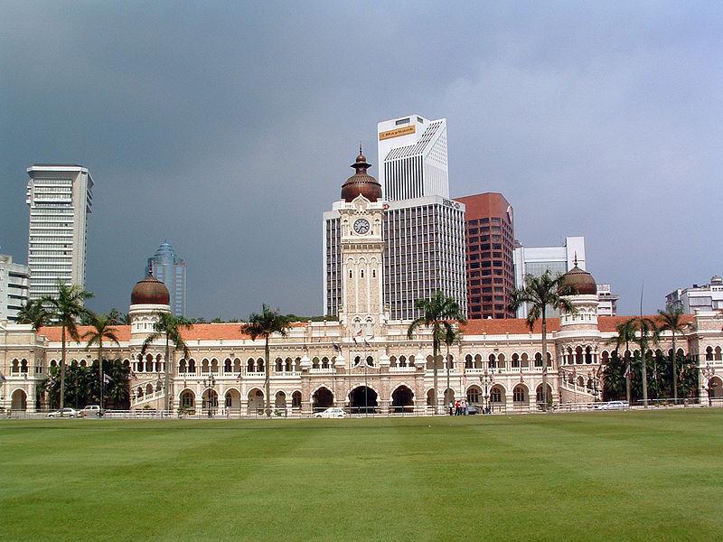 Здание Султана Абдул Самада