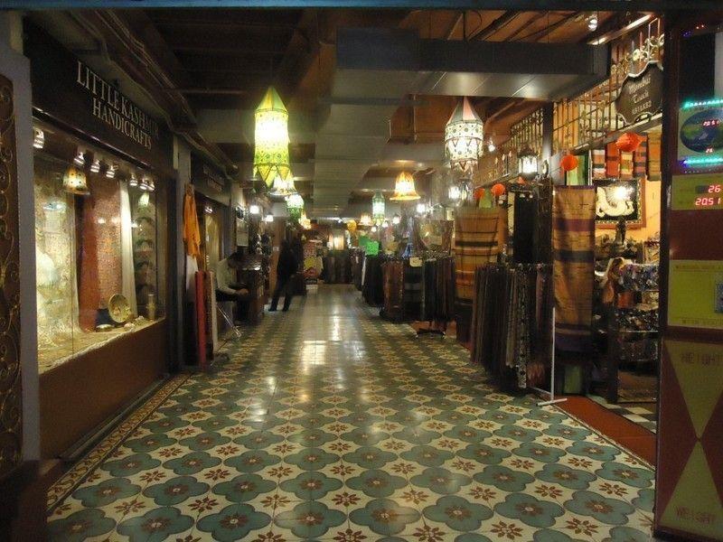 Центральный рынок, Куала-Лумпур