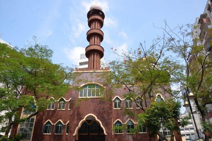 Мечеть Индия