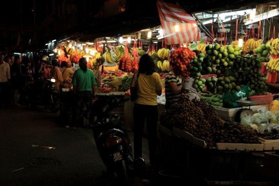 Рынок Чоу Кит