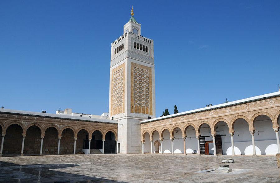 Мечеть Оливы, Тунис