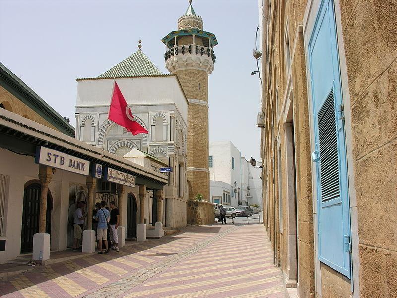 Мечеть Сиди Юссефа