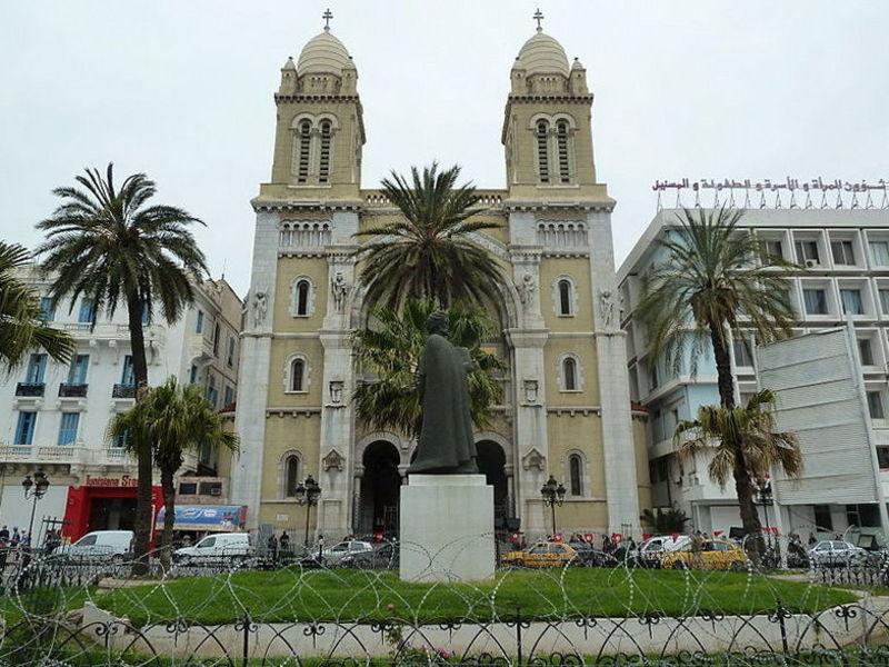 Собор, Тунис