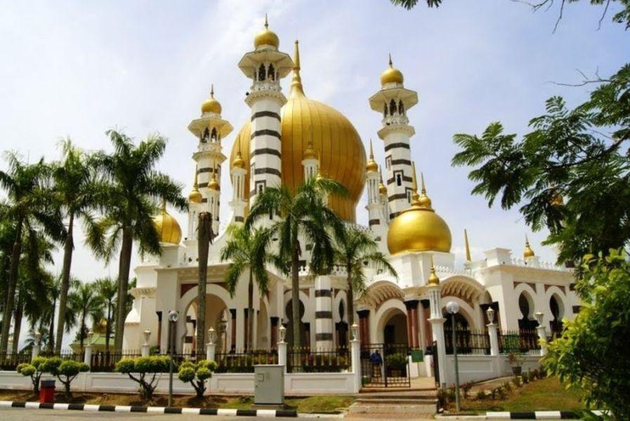 Мечеть Убудия