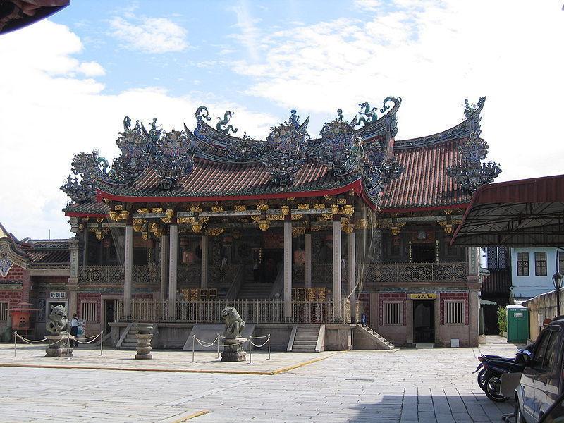 Храм Ху Конгси