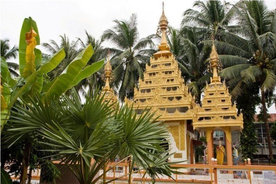 Храм Дхаммикарама