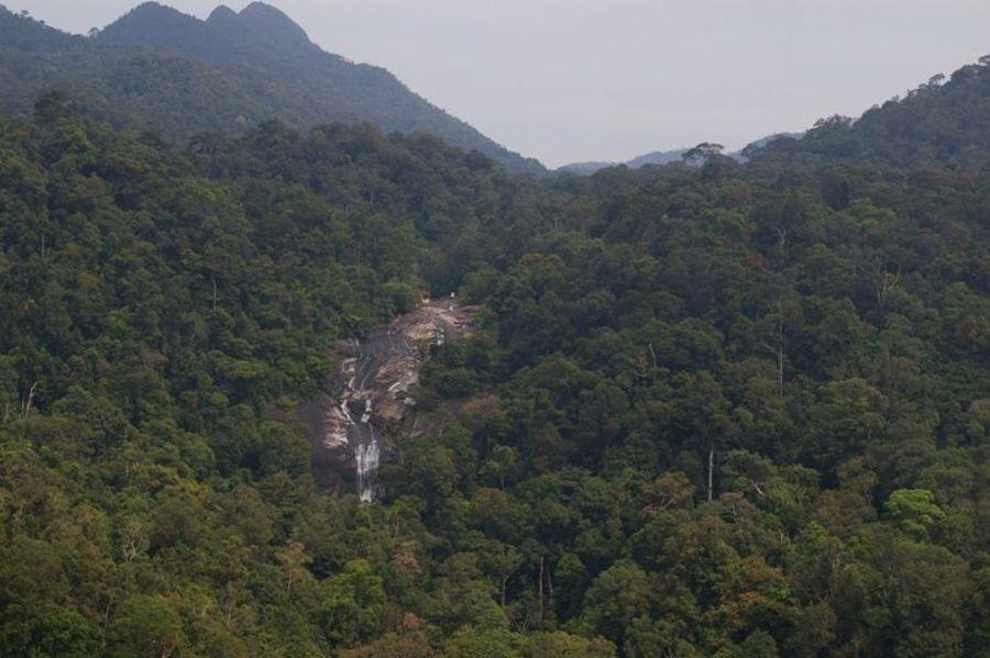 Водопад Телага Туджу