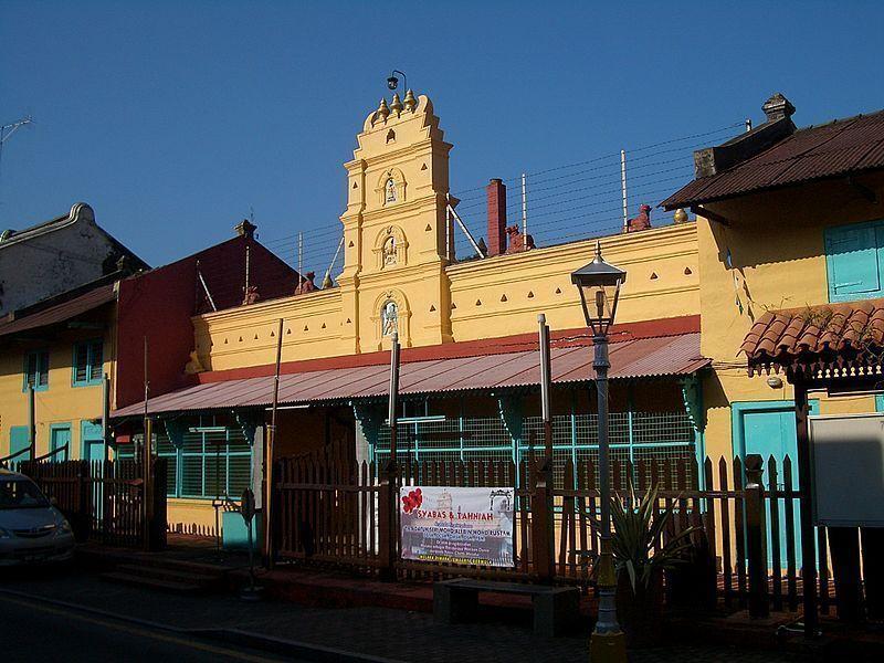 Храм Шри Поййятха