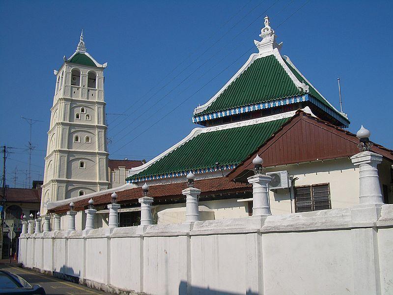 Мечеть Кампонг Келинг