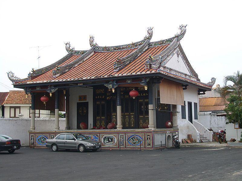 Храм Чэн Хун Тэн