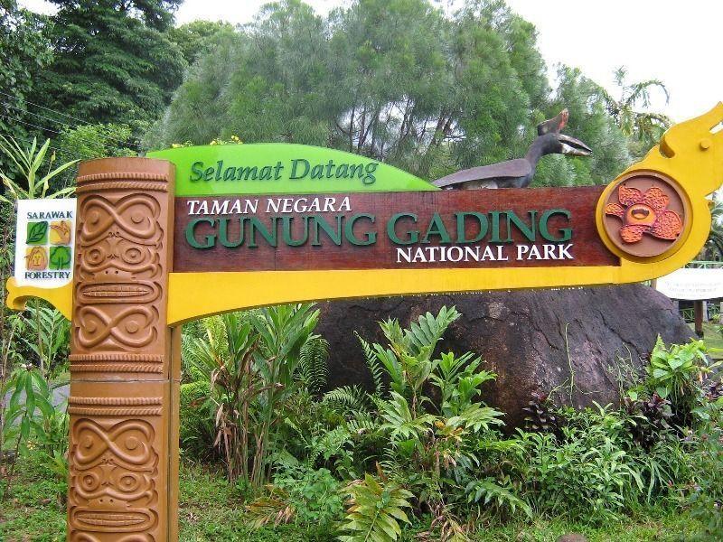 Национальный парк Гунунг Гадинг