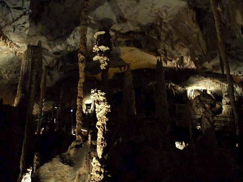 Пещера Фей и пещера Ветров
