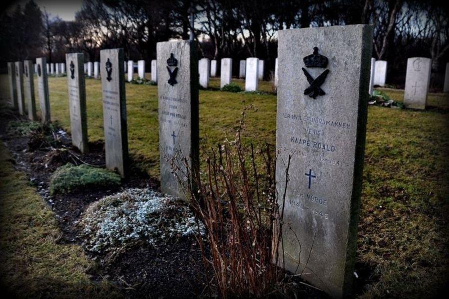 Новое кладбище