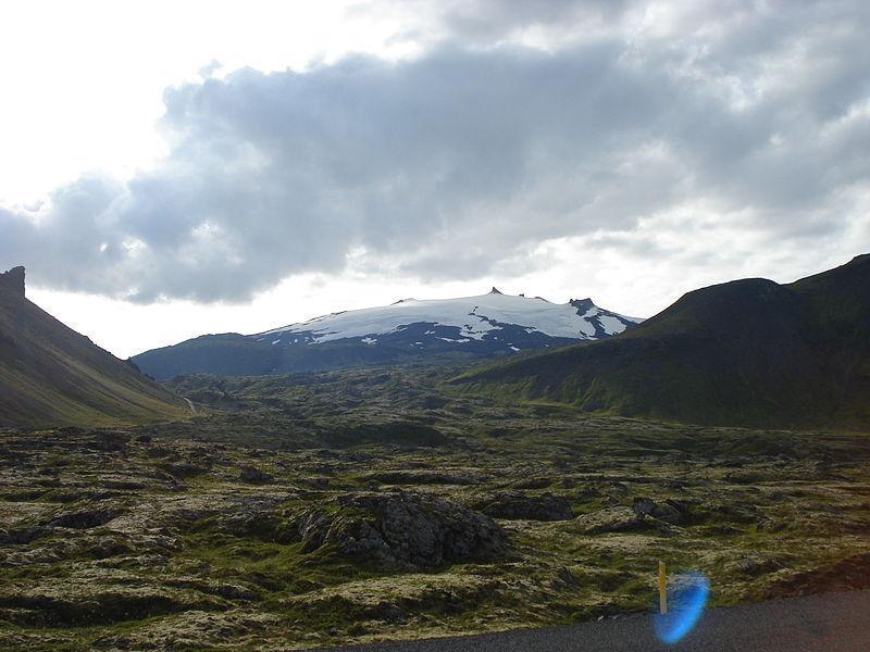 Национальный парк Снайфедльсйёкюдль