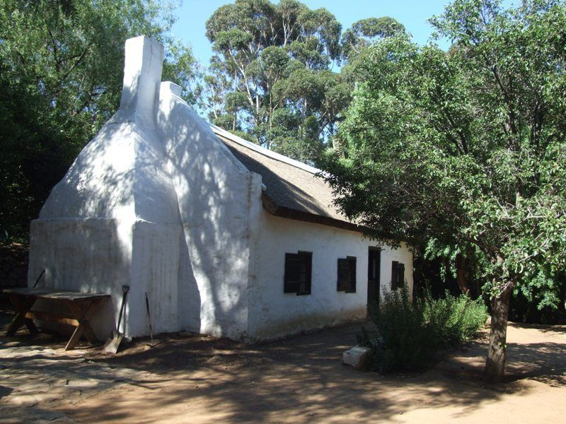 Музей-ферма Кляйн Плази