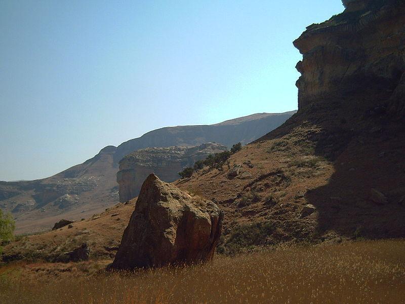 Национальный парк Голден-Гейт-Хайлендз