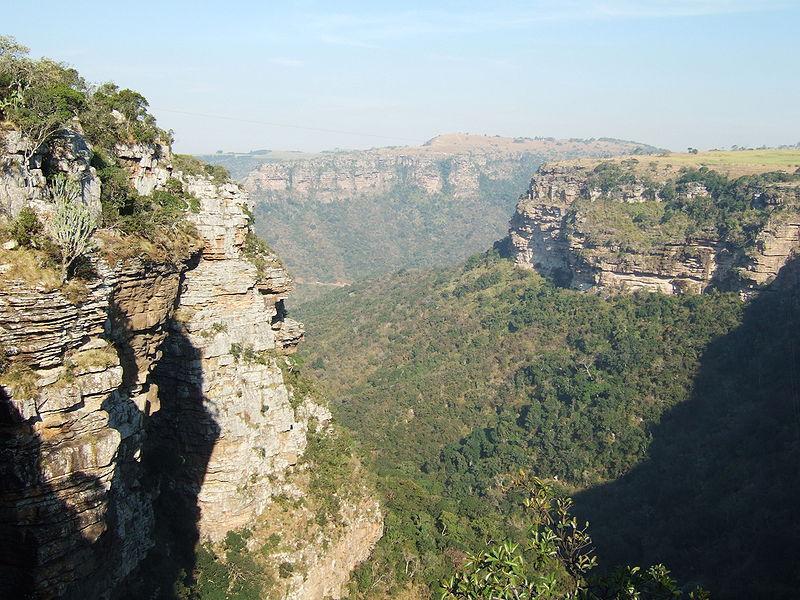 Природный резерват Ущелье Ориби
