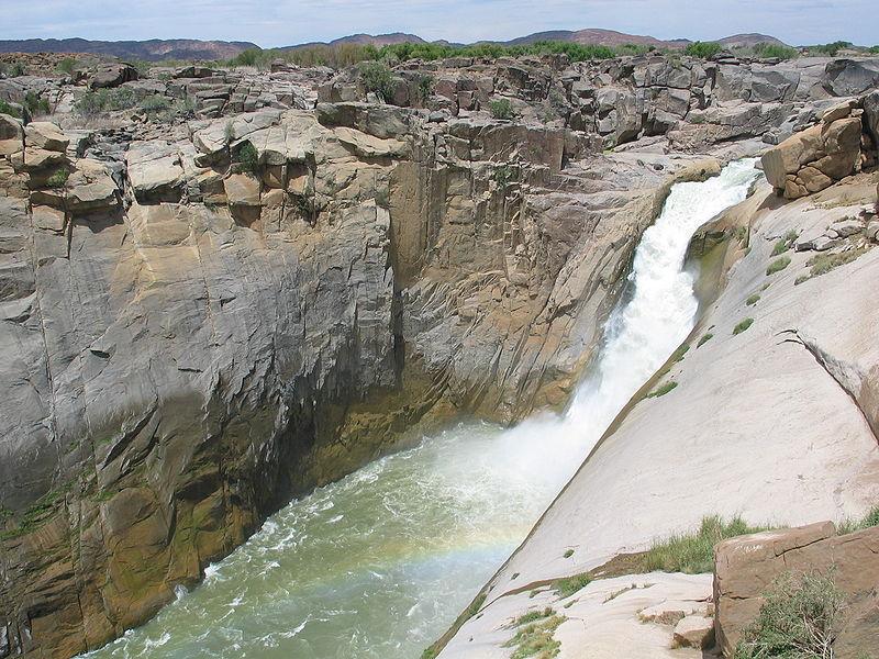 Национальный парк «Водопад Ауграбис»