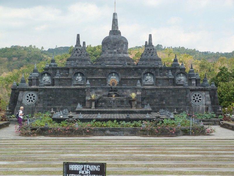 Буддийский храм Brahmavihara Arama