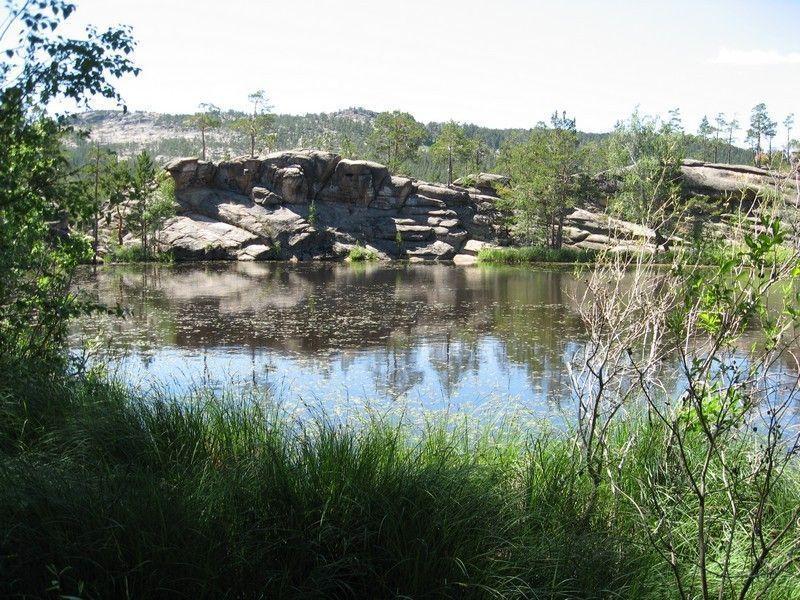 Каркаралинский государственный национальный природный парк