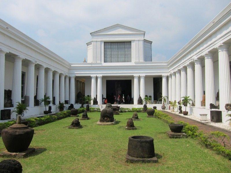 Национальный музей Индонезии