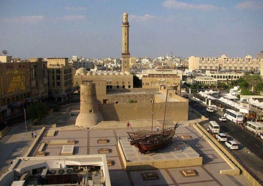 Дубайский музей