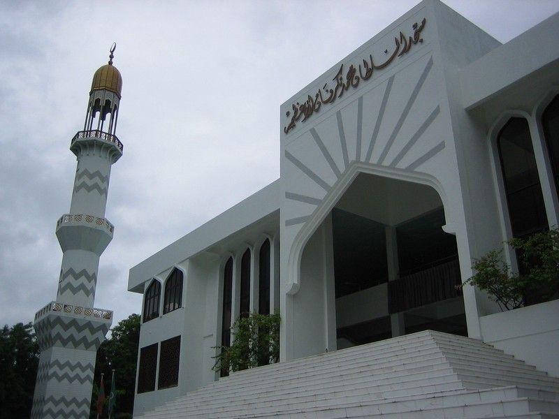 Мечеть Hukuru Miskiiy