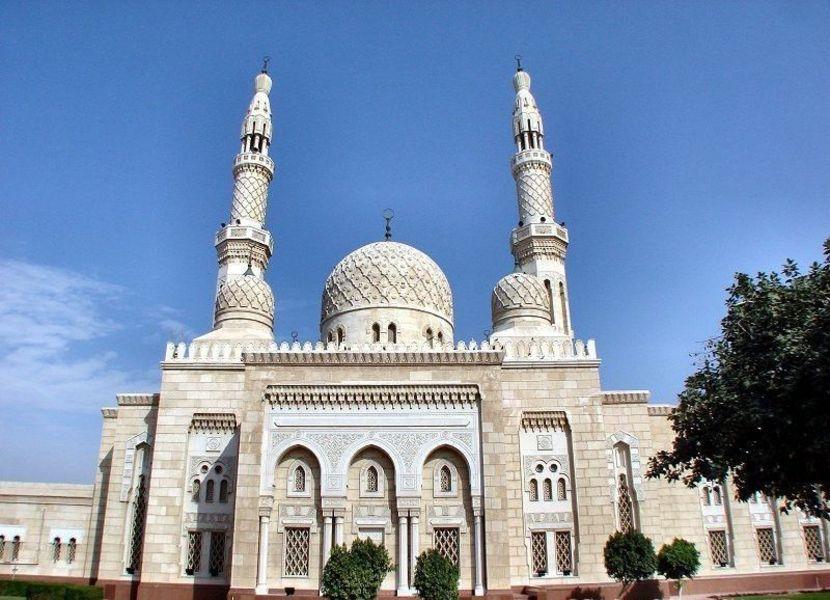 Большая мечеть, Дубай