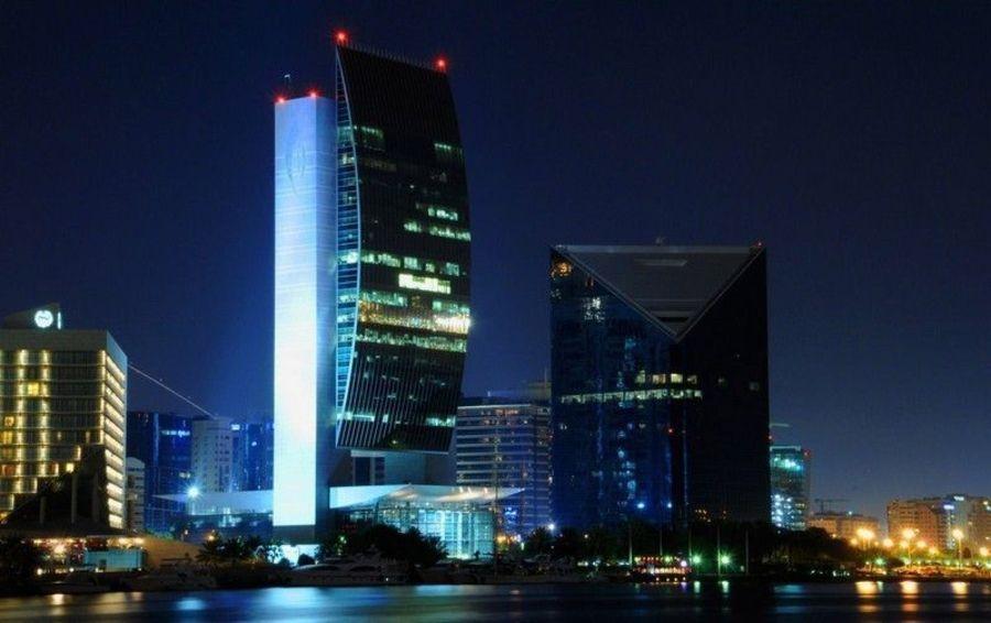 Здание Национального банка Дубая