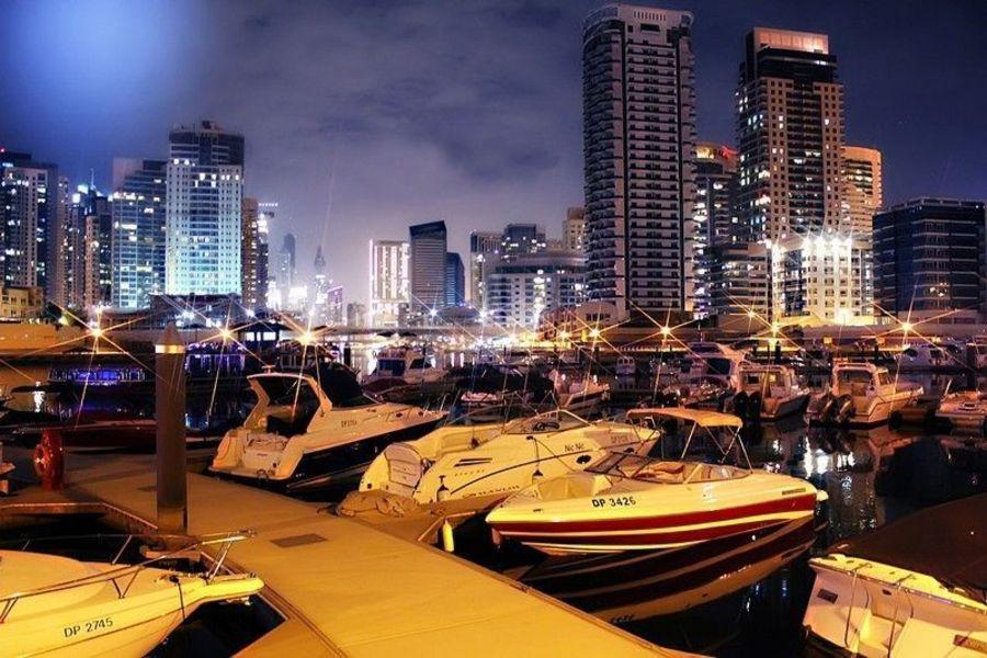 Яхт-клуб Дубая
